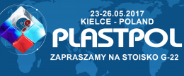 敬邀 2017 PLASTPOL 波兰橡塑胶展